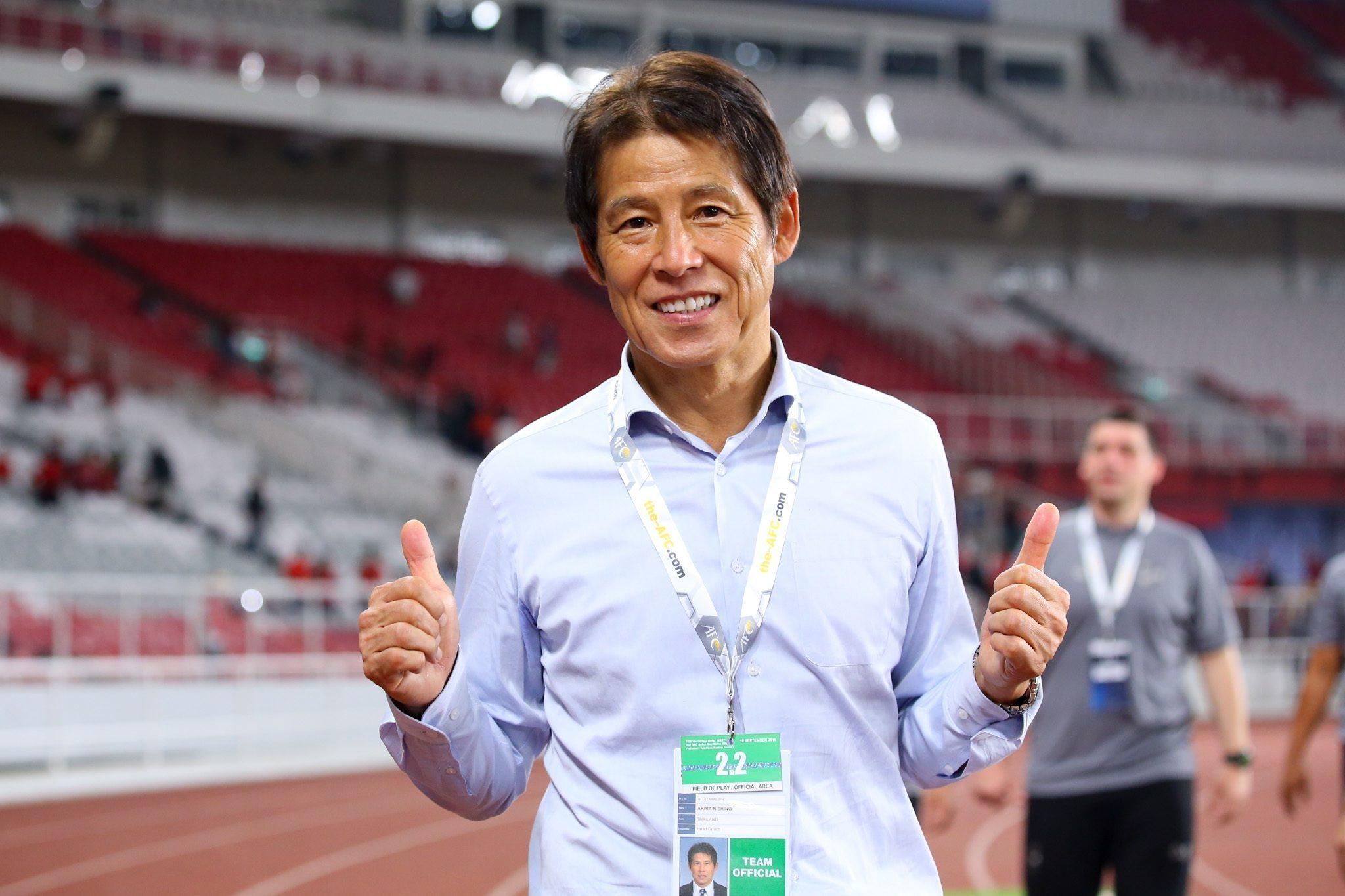 นิชิโนะ ประกาศ 33 รายชื่อ นักเตะทีมชาติไทย คัดบอลโลก