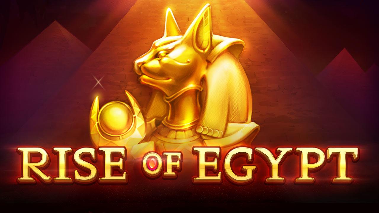 ผจญภัยไปกับเกมสล็อต Rise of Egypt