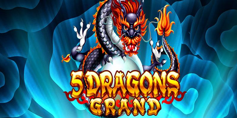 เกมสล็อต 5 DRAGONS