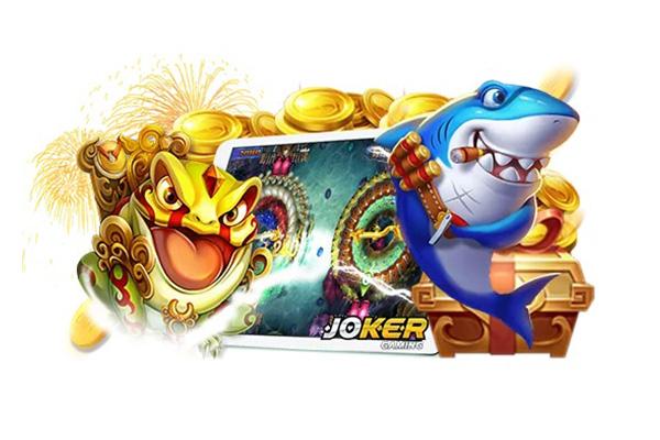 เล่นสล็อตออนไลน์กับ joker gaming ฟรีสปินเพียบ ได้เงินชัวร์!