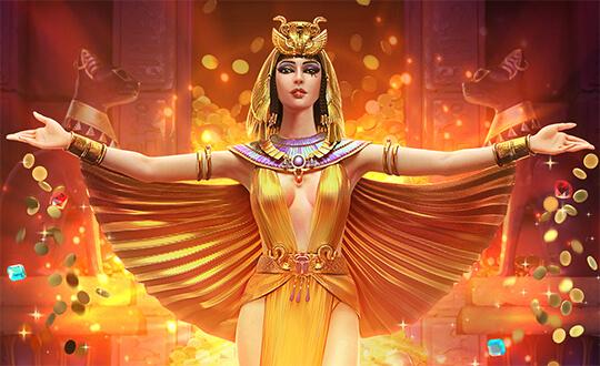 Cleopatra-Infinity-Reels